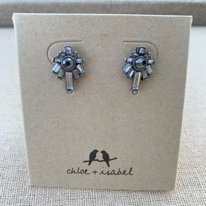 Chloe + Isabel Cafe Society Stud Earrings